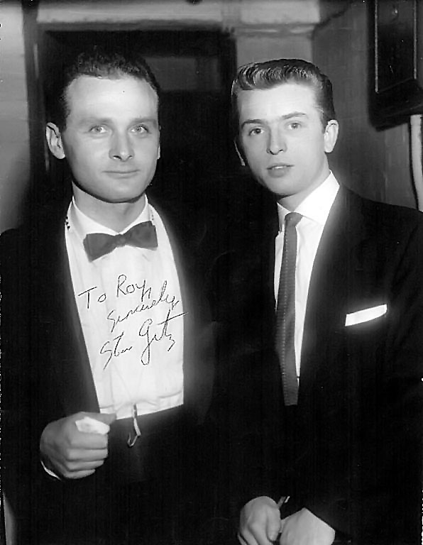 Stan Getz & Roy Mathers